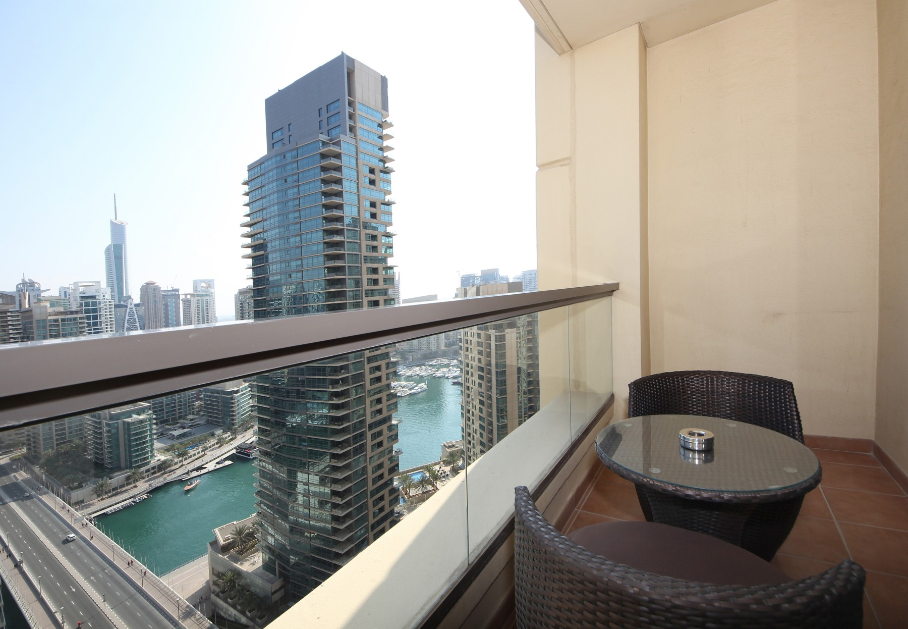 Full Marina View – 2 Bedroom Apartment In Dubai Marina