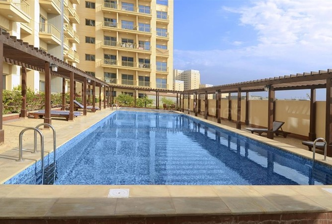 Pool level !! Best 1 bedroom apartment in tower